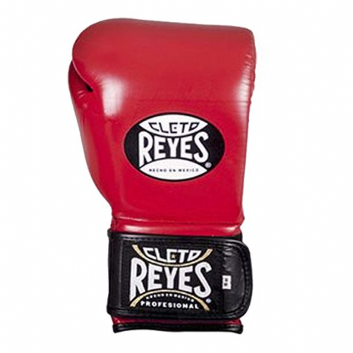Cleto Reyes Extra Padded Sparring Gloves - Red/Black